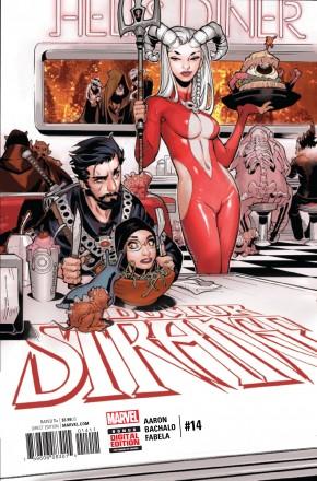 DOCTOR STRANGE #14 (2015 SERIES)