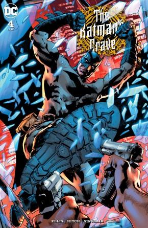 BATMANS GRAVE #4