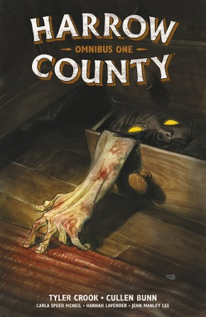HARROW COUNTY OMNIBUS VOLUME 1 GRAPHIC NOVEL