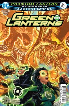 GREEN LANTERNS #13