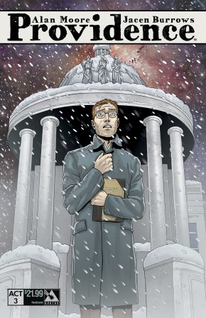 PROVIDENCE ACT 3 HARDCOVER