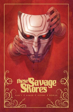 THESE SAVAGE SHORES VOLUME 1 GRAPHIC NOVEL