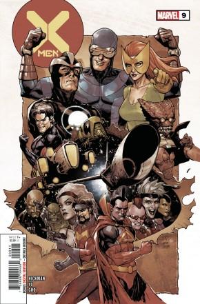 X-MEN #9 (2019 SERIES)