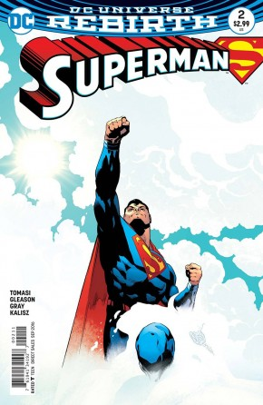 SUPERMAN VOLUME 5 #2