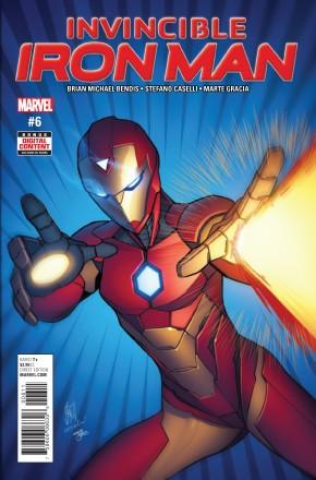 INVINCIBLE IRON MAN #6 (2016 SERIES)