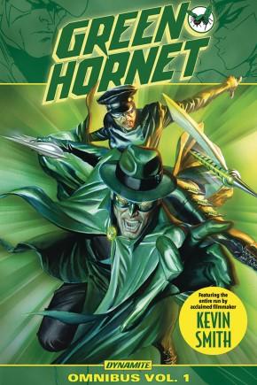 GREEN HORNET OMNIBUS VOLUME 1 GRAPHIC NOVEL