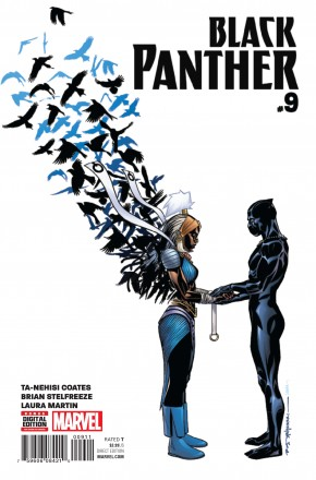 BLACK PANTHER VOLUME 6  #9