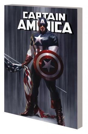 CAPTAIN AMERICA VOLUME 1 WINTER IN AMERICA GRAPHIC NOVEL