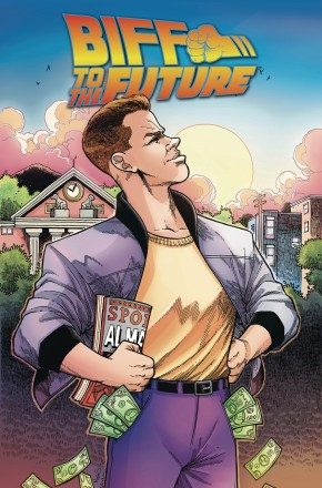 BACK TO THE FUTURE BIFF TO THE FUTURE GRAPHIC NOVEL