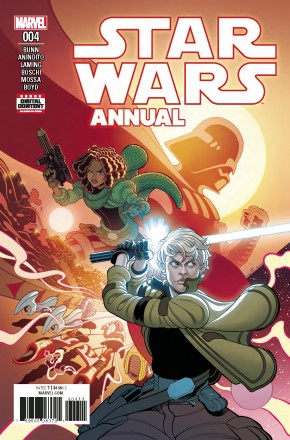 STAR WARS (2015 SERIES) ANNUAL #4