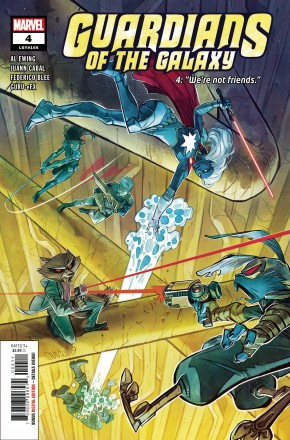 GUARDIANS OF THE GALAXY #4 (2020 SERIES)