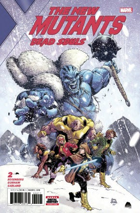 NEW MUTANTS DEAD SOULS #2