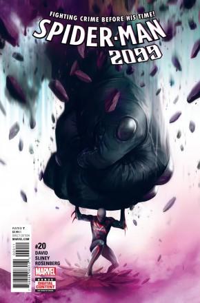 SPIDER-MAN 2099 #20 (2015 SERIES)