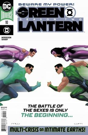 GREEN LANTERN SEASON TWO #10