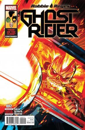 GHOST RIDER VOLUME 7 #2
