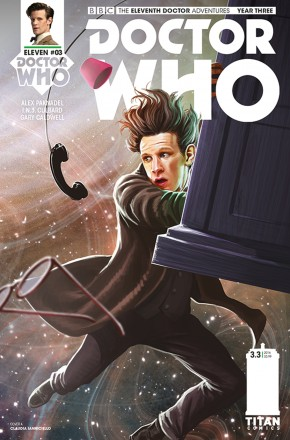 DOCTOR WHO 11TH YEAR THREE #3