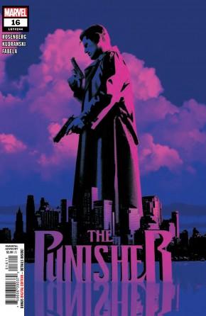 PUNISHER #16 (2018 SERIES)
