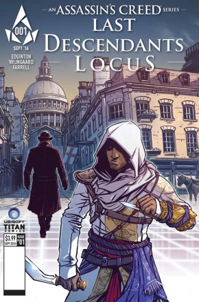ASSASSINS CREED LOCUS #1