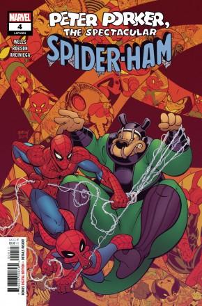 SPIDER-HAM #4 (2019 SERIES)