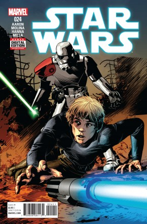 STAR WARS VOLUME 4 #24