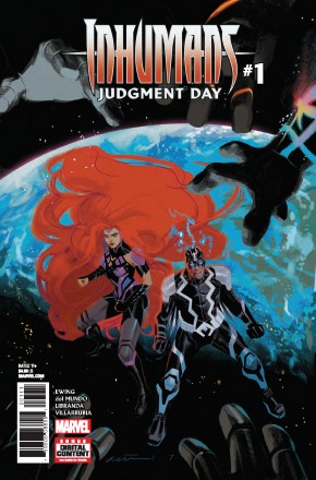 INHUMANS JUDGMENT DAY #1