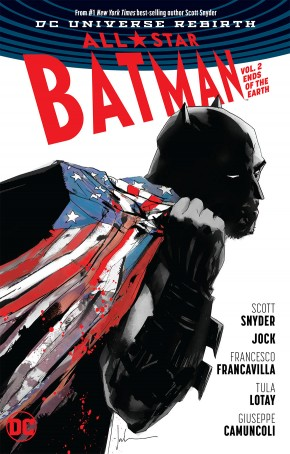 ALL STAR BATMAN VOLUME 2 ENDS OF THE EARTH REBIRTH GRAPHIC NOVEL