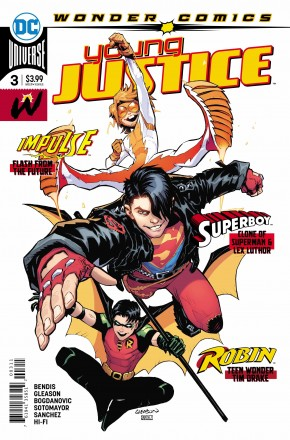 YOUNG JUSTICE #3 (2019 SERIES)