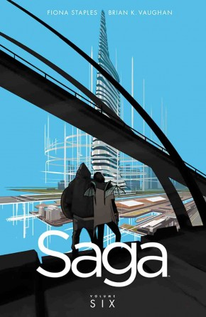 SAGA VOLUME 6 GRAPHIC NOVEL