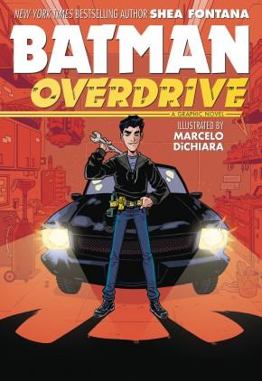 BATMAN OVERDRIVE GRAPHIC NOVEL