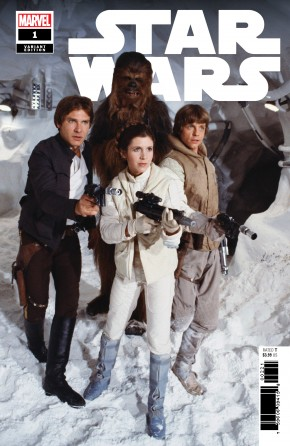STAR WARS #1 MOVIE 1 IN 10 INCENTIVE VARIANT