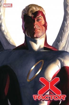 X-FACTOR #4 (2020 SERIES) ALEX ROSS ANGEL TIMELESS VARIANT X OF SWORDS TIE-IN