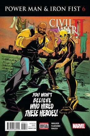 POWER MAN AND IRON FIST VOLUME 3 #6