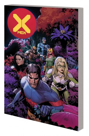 X-MEN BY JONATHAN HICKMAN VOLUME 2 GRAPHIC NOVEL