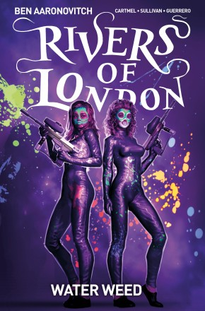 RIVERS OF LONDON VOLUME 6 WATER WEED GRAPHIC NOVEL