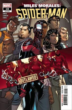 MILES MORALES SPIDER-MAN #18 (2018 SERIES)
