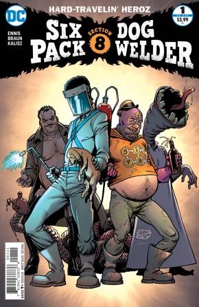 SIXPACK AND DOG WELDER HARD TRAVELIN HEROEZ #1