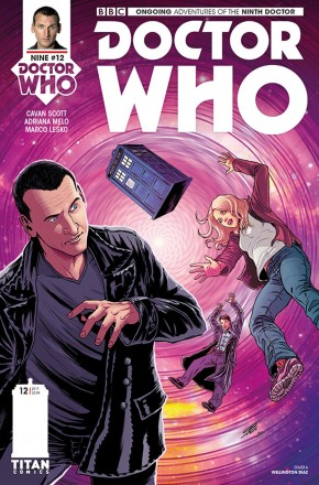 DOCTOR WHO 9TH #12
