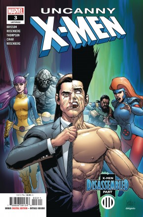UNCANNY X-MEN #3 (2018 SERIES)