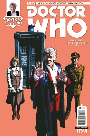DOCTOR WHO 3RD #5