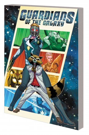 GUARDIANS OF THE GALAXY BY AL EWING VOLUME 1 THEN ITS ON US GRAPHIC NOVEL