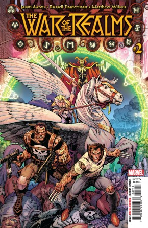 WAR OF THE REALMS #2