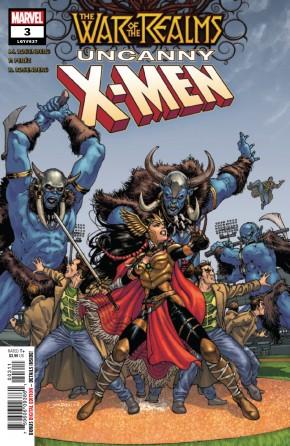 WAR OF THE REALMS UNCANNY X-MEN #3