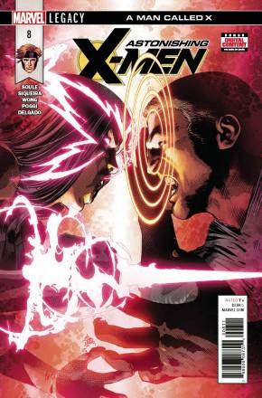 ASTONISHING X-MEN #8 (2017 SERIES)