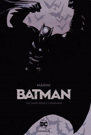 BATMAN DARK PRINCE CHARMING GRAPHIC NOVEL