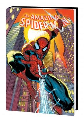 AMAZING SPIDER-MAN STRACZYNSKI OMNIBUS VOLUME 1 HARDCOVER