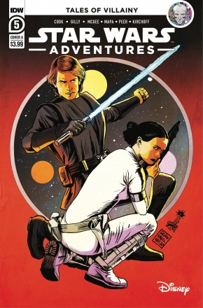 STAR WARS ADVENTURES (2020) #5 COVER A