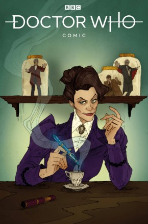 DOCTOR WHO MISSY #3