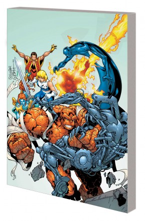 FANTASTIC FOUR HEROES RETURN THE COMPLETE COLLECTION VOLUME 2 GRAPHIC NOVEL
