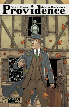PROVIDENCE ACT 2 HARDCOVER
