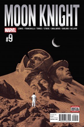 MOON KNIGHT VOLUME 8 #9